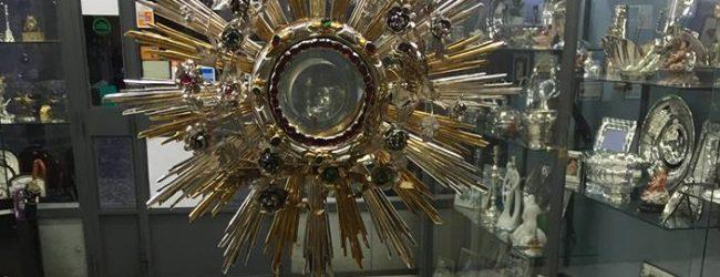 Augusta| Argenteria sacra, un patrimonio che deve essere reso fruibile