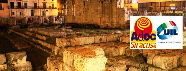 Siracusa| Adoc e Uil insieme contro la contraffazione. Venerdì l'evento al Tempio di Apollo