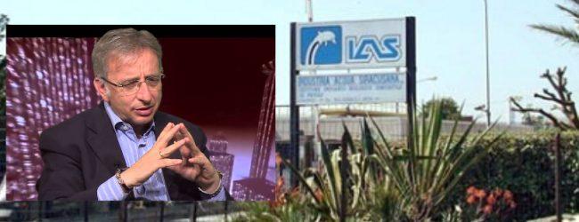 Priolo| Vinciullo: L'IAS deve diventare totalmente pubblica