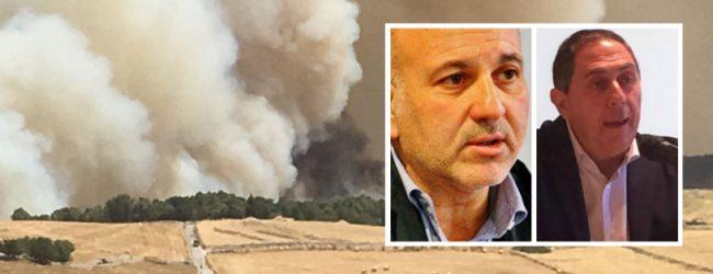 Siracusa  UST e FAI Cisl sugli incendi nei territori di Ragusa e Siracusa