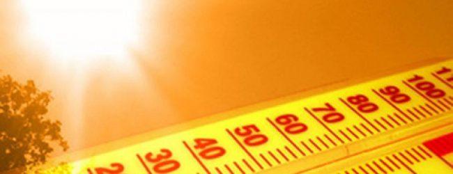 Siracusa| Allerta rossa per ondate di calore. Attivato il Coc della Protezione civile