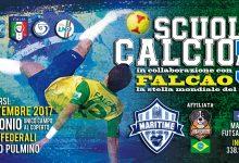 Augusta| Calcio A 5: Accordo Falcao-Maritime, Al via la scuola calcio F12 Maritime