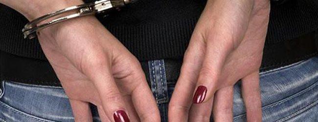Augusta  Arrestata dai carabinieri corriere della droga con 100 grammi di cocaina