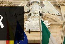 Siracusa| Camera ardente a palazzo Vermexio per l'avvocato Federico Italia