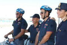 Siracusa| Avviato il servizio poliziotti di quartiere in bicicletta