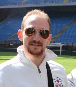 Antonio Castro, Vicepresidente dell'IC Villasmundo