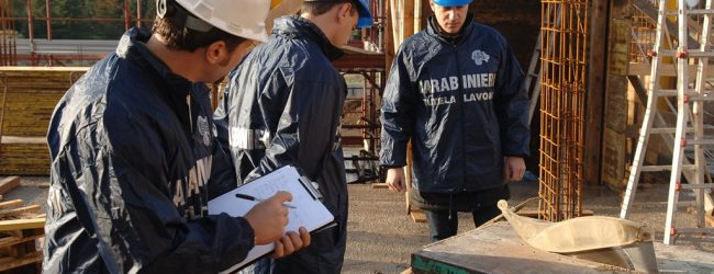 Siracusa| Carabinieri e Ispettorato Territoriale del Lavoro: controlli in diversi settori per contrasto al lavoro nero