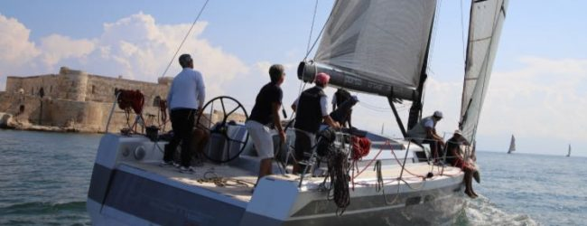 "Siracusa  ""Joshua II"" e ""Dreamer Tech"" vincono all' Ortigia Sailing Cup 2017"