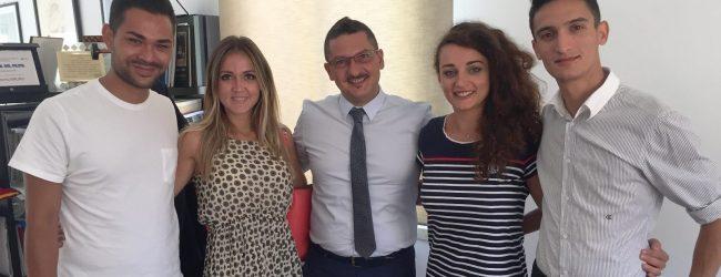 Pachino| Andrea Iacono e Giulia Ferrara alla guida dei Giovani democratici della città