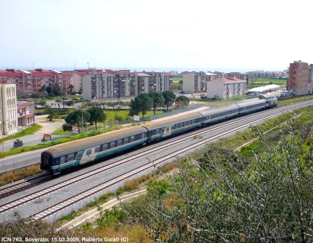 Siracusa soppressione del treno intercity notturno for Priolo arredamenti torino