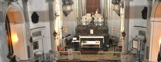 Lentini   Chiesa della Badia, iniziativa per contribuire ad alcuni restauri
