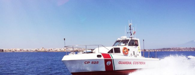 Augusta| Rete da pesca sequestrata al largo del litorale di Vaccarizzo