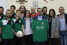 Melilli| Presentata al Comune la squadra dell'Assoporto