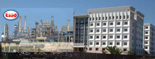 Augusta| La Esso si impegna ad attuare le prescrizioni ambientali previste nel decreto di sequestro della procura.
