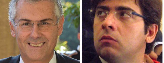 Siracusa  Visita di Fabrizio Micari, candidato Presidente della Regione per il centrosinistra