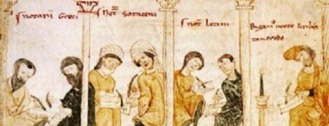 Lentini   Meravigliosamente Jacopo, versi in notturno nella città del Notaro