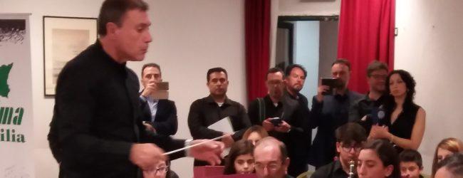 Nicolosi  Il maestro Michele Netti sale in cattedra