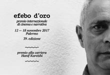 Palermo  Registi, critici, attori, scrittori e giornalisti  in giuria dell'EFEBO D'ORO 2017