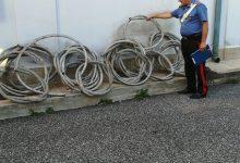 Siracusa| Bloccati ladri cavi di rame Telecom