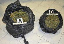 Augusta| Droga nei sacchi di spazzatura