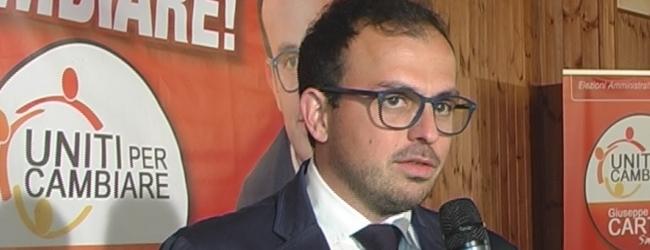 Melilli| Elezioni comunali 2017 &#8211; Peppe Carta confermato sindaco<span class='video_title_tag'> -Video</span>