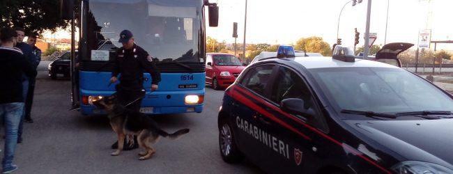 Siracusa  Controlli antidroga, spaccio in via Immordini
