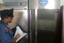 Siracusa| Sospeso un noto ristorante, in frigo pesce avariato