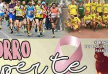 Augusta| Io corro per te, mese in rosa per la Lilt