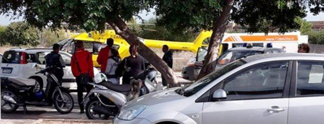 Carlentini | Anziano agricoltore si ferisce gravemente con la motozappa