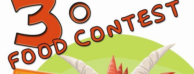 Canicattini| Torna domenica la 3° edizione di Food Contest