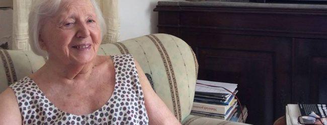 Siracusa| Scompare una grande donna, Iole Cartia Assennato