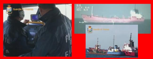 Augusta| Operazione &#8220;Dirty oil&#8221; – Deposito augustano usato per riciclare e nazionalizzare gasolio libico. Nove arresti<span class='video_title_tag'> -Video</span>
