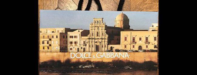 Siracusa| Ortigia diventa una borsa D&G