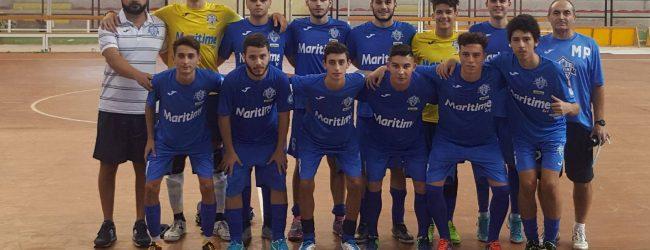 Augusta| Under 19: Maritime, domani il derby con l'Assoporto Melilli