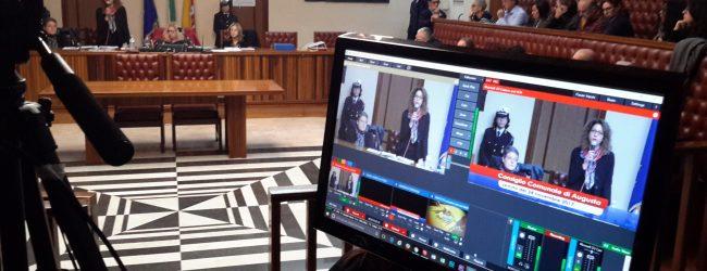 Augusta  Maggioranza consiliare: no agli Sprar<span class='video_title_tag'> -Video</span>