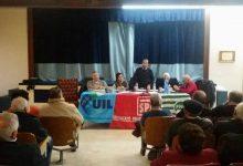 Augusta| Assemblea unitaria dei pensionati