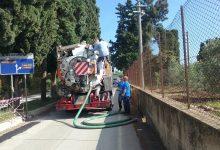 Siracusa| Caditoie, liberata condotta Lido Sacramento