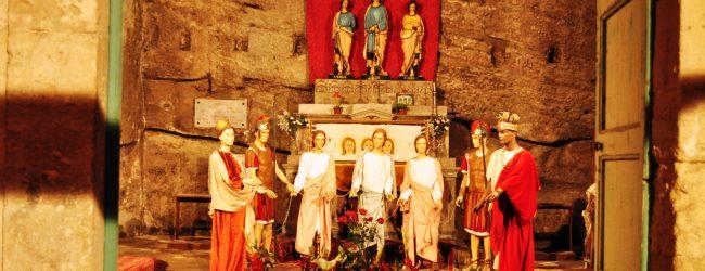 Lentini | Recupero della Grotta dei Tre Santi, firmato il decreto di finanziamento