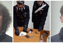 Lentini | Due lentinesi in manette per armi e droga, uno tenta la fuga attraverso i tetti