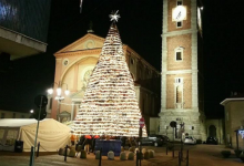 Siracusa| Questo Natale l'albero sarà di Tetrapak