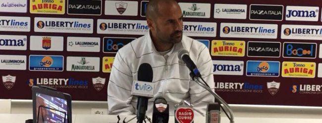 """Siracusa  Archiviata la Coppa """"nera"""", sabato in nottura contro il Catanzaro"""