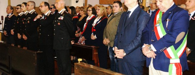 Siracusa| Celebrata Virgo Fidelis, patrona dei Carabinieri