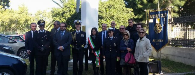 Augusta| Il Rotary commemora i caduti dell'aviazione