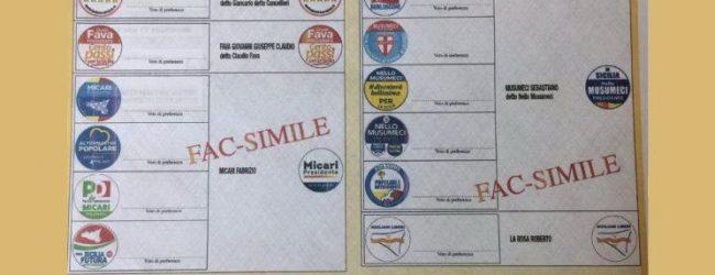 Siracusa| Solo domani Sicilia alle urne. Chi vota e dove.