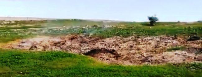 Lentini | Fumo dal sottosuolo dell'ex discarica, il Coordinamento per il Territorio: «Ancora nessun riscontro»
