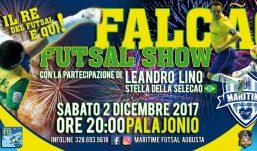 Augusta| Maritime, il 2 dicembe torneo show con Falcão