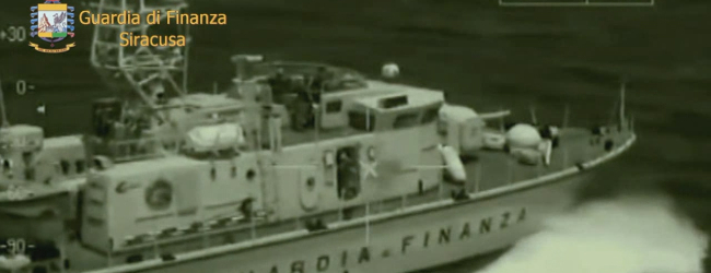 Siracusa  Traffico di gasolio Libia – Italia<span class='video_title_tag'> -Video</span>