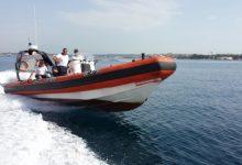 Augusta  Sequestrata rete in porto, sanzione da 4000 euro