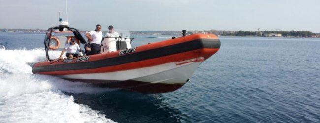 Augusta| Sequestrata rete in porto, sanzione da 4000 euro