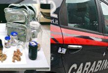 Melilli| Giovane nascondeva droga nel garage